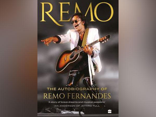 Autobiography of the musical legend Remo Fernandes