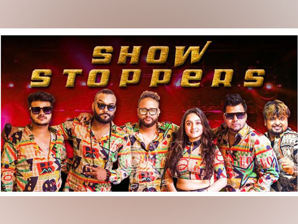 Show Stoppers the band establishes itself in golden words with creativity and determination