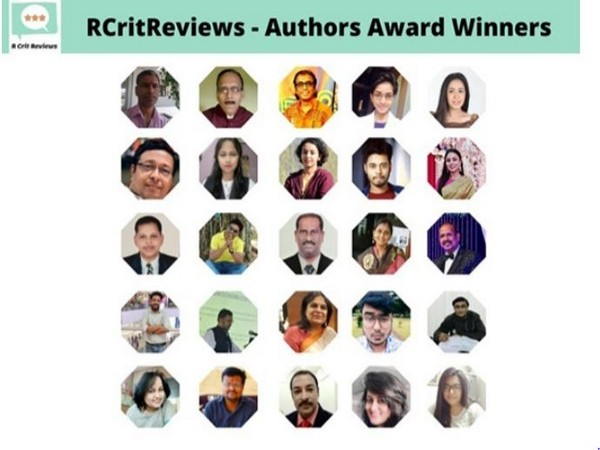RcritReviews announces RCrit 100 Author Awards