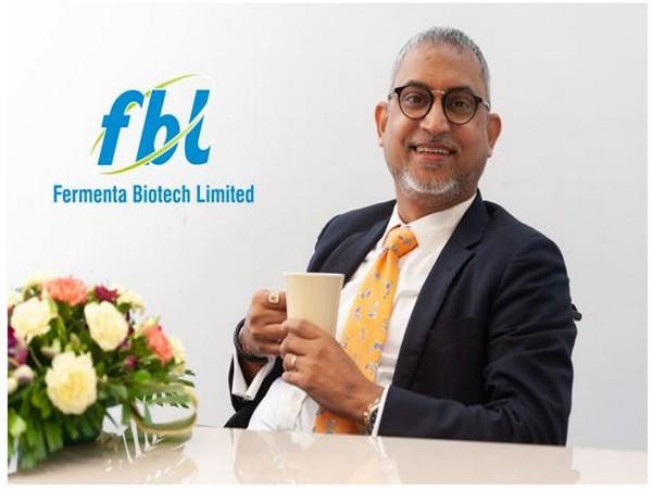 Prashant Nagre, Managing Director, Fermenta Biotech Limited