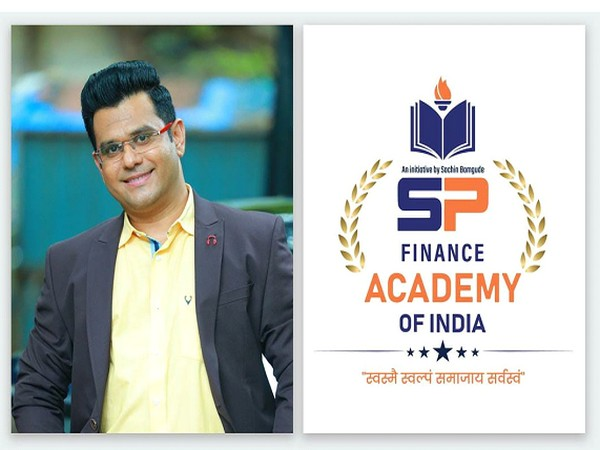 India's leading entrepreneur Sachin Bamgude's SP Finance Academy of India gets Government certified
