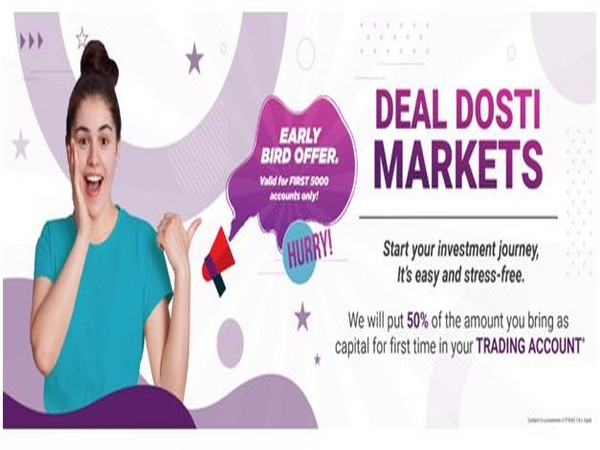 Dealmoney Securities-Offering investment opportunities through Deal Dosti Markets