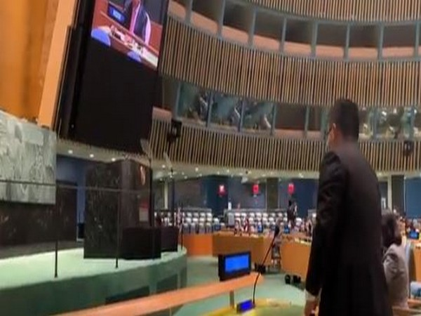 Indian delegation walks out ahead of Imran Khan's speech
