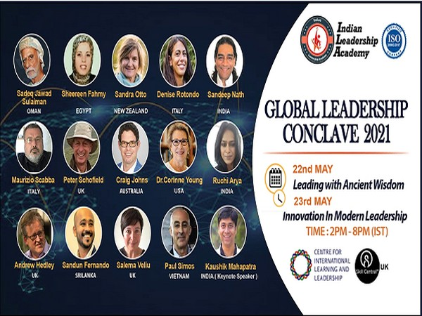 Indian Leadership Academy welcomes participation for Global Leadership Conclave 2021