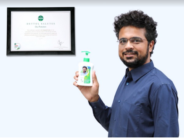 Madhish Parikh, National Youth Award Winner featured as COVID Hero by Dettol India and The Better India