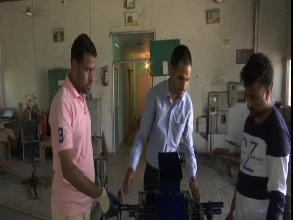 Young engineer aims to contribute towards J-K's agriculture sector through new innovations