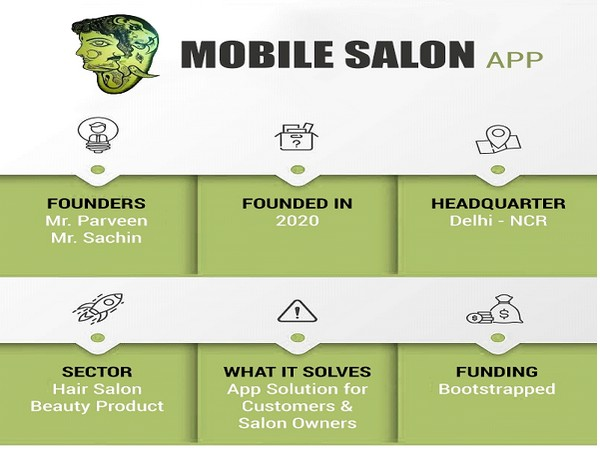 Mobile Salon App