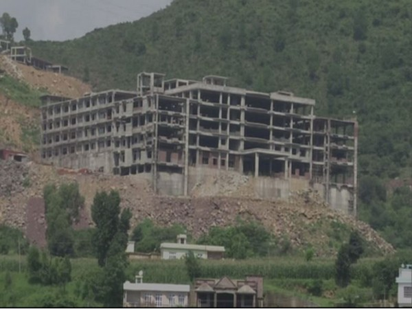 Medical college in Rajouri being constructed on war footing [Photo/ANI]