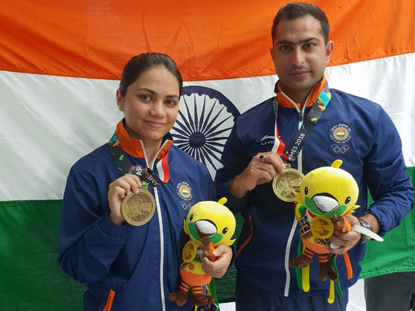 Asian Games 2018: Shooters Apurvi, Ravi win India's first medal