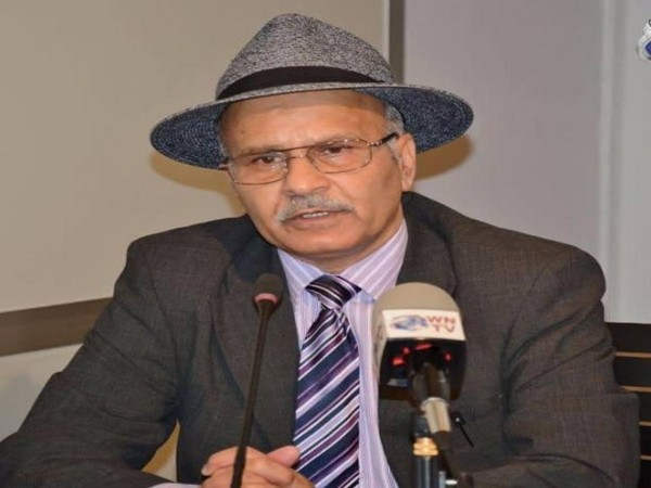 Dr. Shabir Choudhry, President of the Foreign Affairs Committee of the United Kashmir Peoples National Party