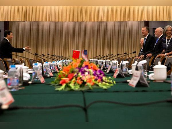 China, U.S. kick off new round of high-level trade talks in Washington