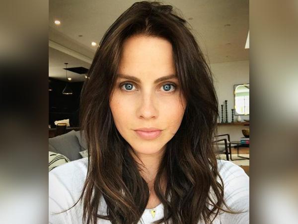 TV actress Claire Holt