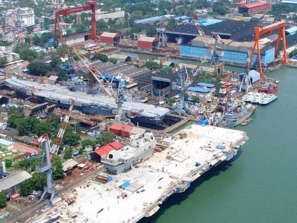 Cochin Shipyard Q1 profit falls to Rs 43 cr due to COVID-19 lockdown
