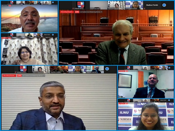Nirma University's Institute of Law holds keynote address, Civility and the Law