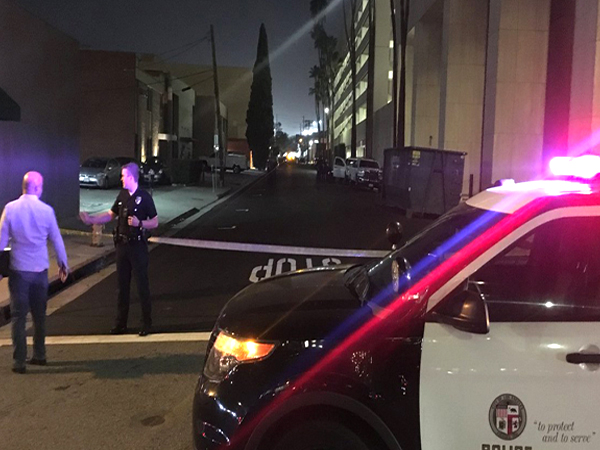LAPD Clears Suspicious Package Near Dianne Feinstein's Los Angeles Office