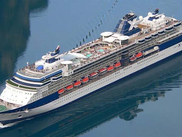 Cruises ferry 72,500 tourists to Sri Lanka