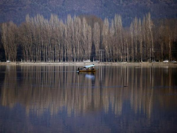 Dal Lake in Srinagar. (File Photo)