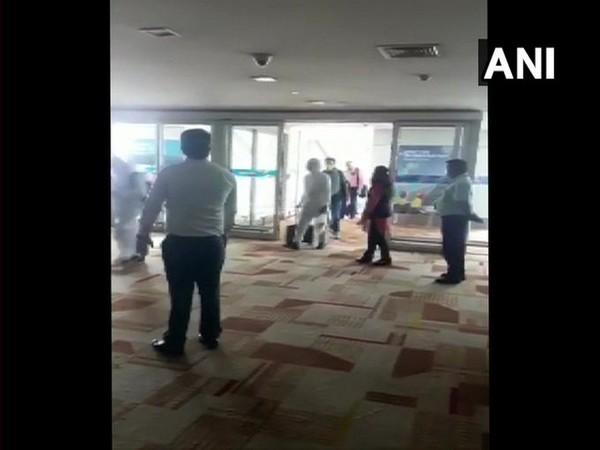 Air India flight carrying 129 passengers from Dhaka, Bangladesh has landed at Delhi airport