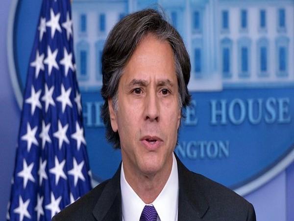 Former US Deputy Secretary of State Anthony Blinken (File photo)