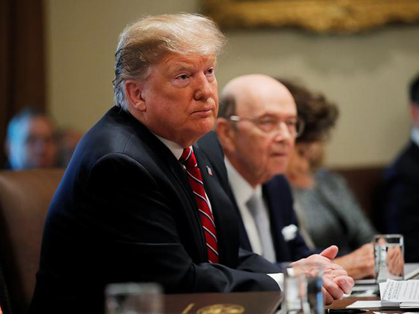 Trump not 'happy' with border deal, but doesn't expect shutdown