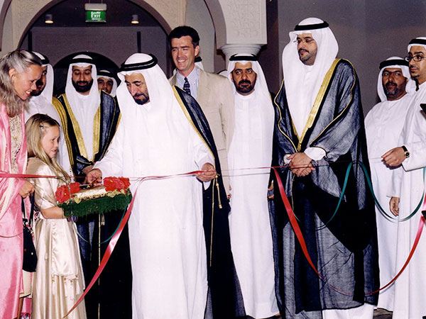 Sharjah Ruler shares photos, videos of late son