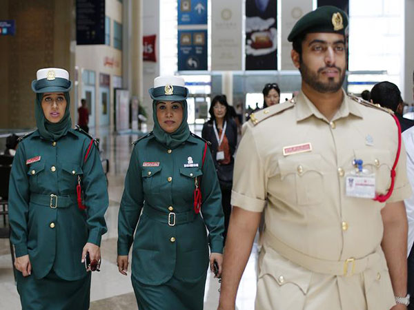 8-year-old child becomes an officer at Dubai Police