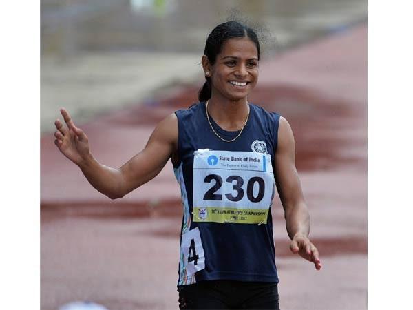 Odisha CM announces cash reward of Rs 1.5 crore for sprinter Dutee Chand