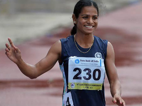 Asian Games: Dutee Chand qualifies for women's 200m final