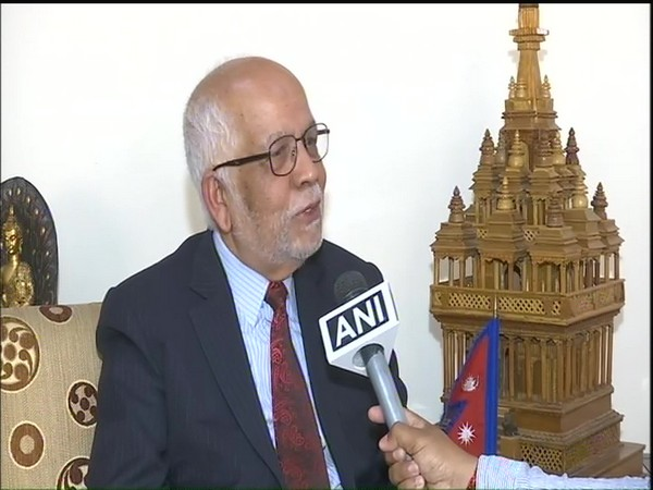 Nepal's Ambassador to India Nilamber Acharya (File Photo)