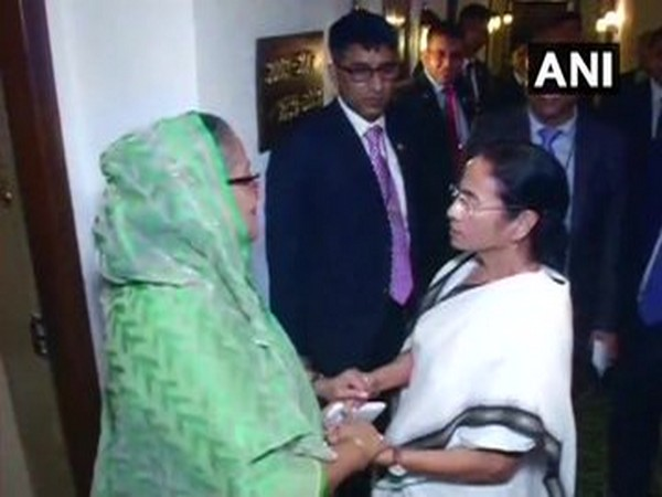 Bangladesh PM speaks to Mamata, enquires about damages caused by cyclone in West Bengal