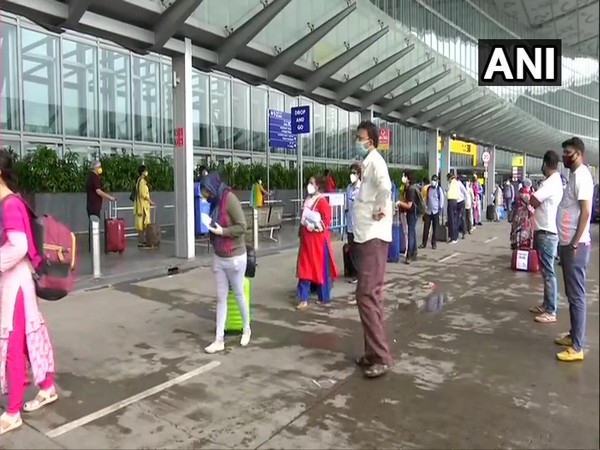 Visual from the airport. (Photo/ANI)