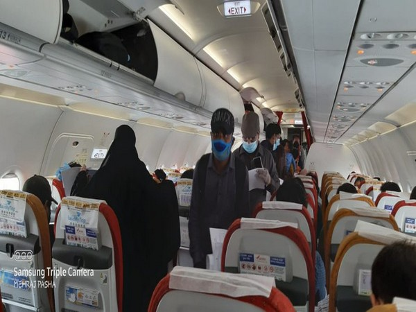 Vande Bharat Mission flight with 148 Indians departs from Riyadh