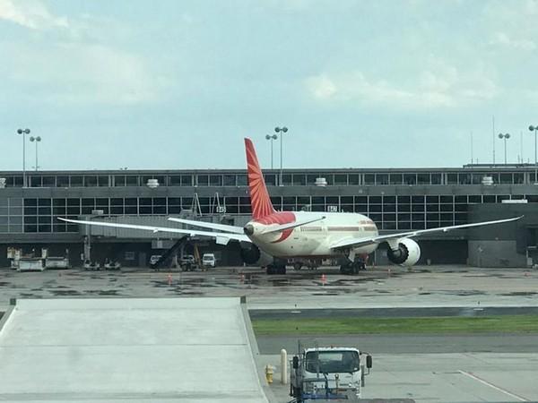 Vande Bharat flight departs with 222 Indians from San Francisco