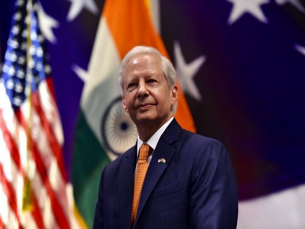 US Ambassador to India Kenneth I. Juster (Photo credit: official twitter)