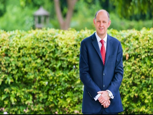 UK High Commissioner to India Philip Barton
