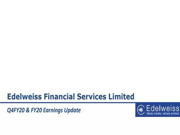 Edelweiss Financial Services clocks FY20 loss at Rs 2,045 crore