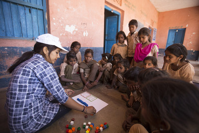 Educate Girls' solution to 'Empower 1.5M girls to go to school' gets selected at MIT Solve's Learning for Girls & Women Challenge 2020
