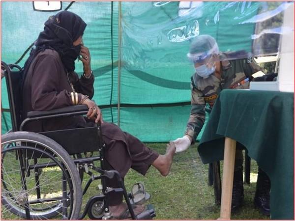 Indian Army organises medical camp in J-K's Kishtwar