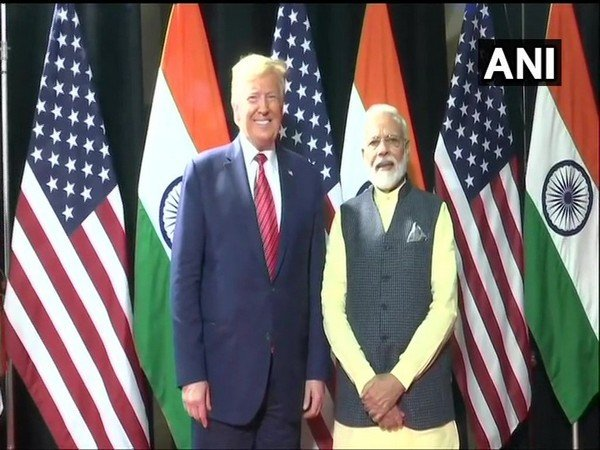 US President Donald Trump and Prime Minister Narendra Modi (File photo)