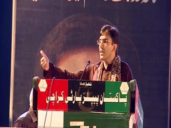 PDM 'beginning for deal democracy, civilian supremacy': Mohsin Dawar at Karachi rally