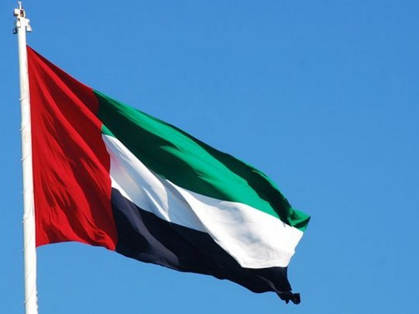UAE Flag (Photo/ UAE Embassy-New Delhi on Twitter)
