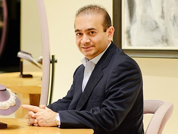 Fugitive diamantaire Nirav Modi