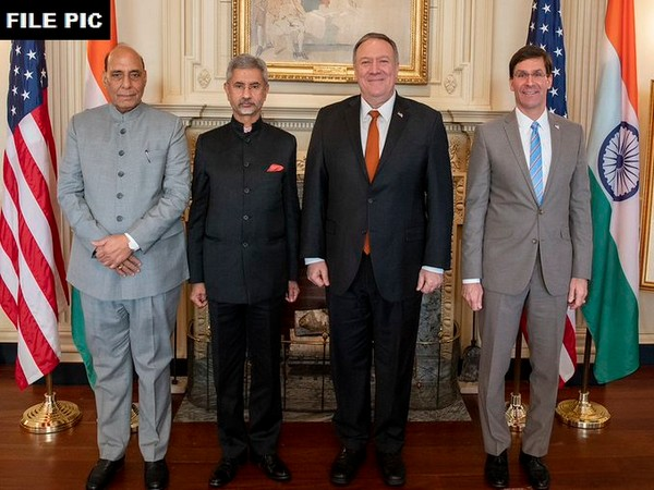 Pompeo, Esper to arrive in India today for 2+2 Ministerial dialogue
