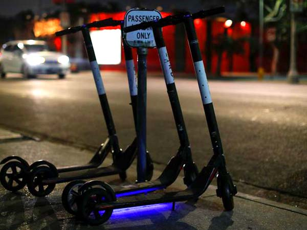 Richmond pulls plug on new electric scooters