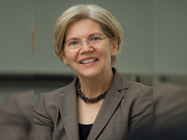 Warren Talks Prez Campaign, Says 'Washington Is Corrupt'