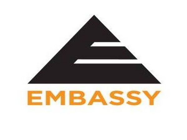 Embassy Group's NRI Perception ranks first in the Industry