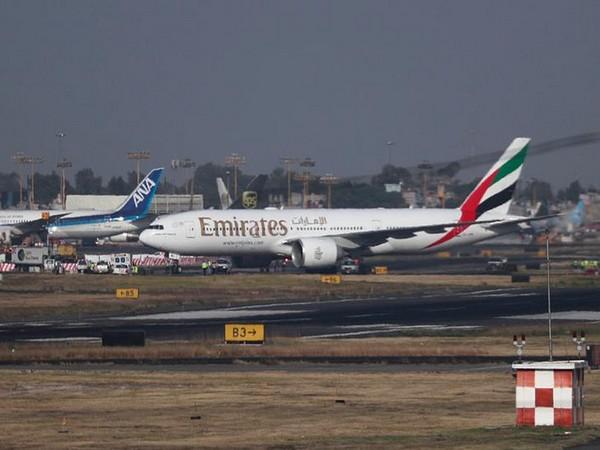 Emirates airline suspends passenger flights starting March 25 due to coronavirus