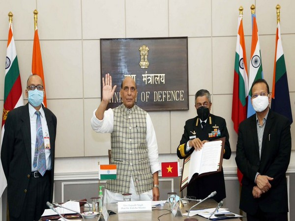 The agreement was signed during a virtual bilateral meeting between Defence Minister Rajnath Singh and Vietnamese counterpart General Ngo Xuan Lich