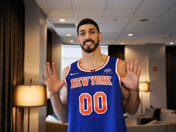 Kanter questions playing time after Knicks' loss to Rockets