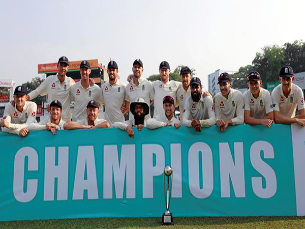 12 days of sporting Christmas: England win Test series in Sri Lanka 3-0
